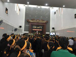 Hà Nội: Phân ưu, cầu nguyện giác linh sư cô Thích Nữ Diệu Thông vãng sinh an lạc quốc