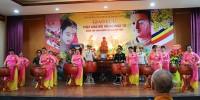 """Hà Nội: Giao lưu """"Phật giáo đối với nữ Phật tử"""" nhân ngày 8-3"""