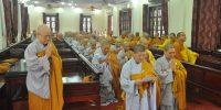 Quảng Ninh: Tác pháp An cư kiết hạ PL: 2561 – DL: 2017